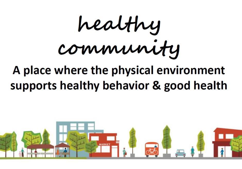 Healthy Community logo