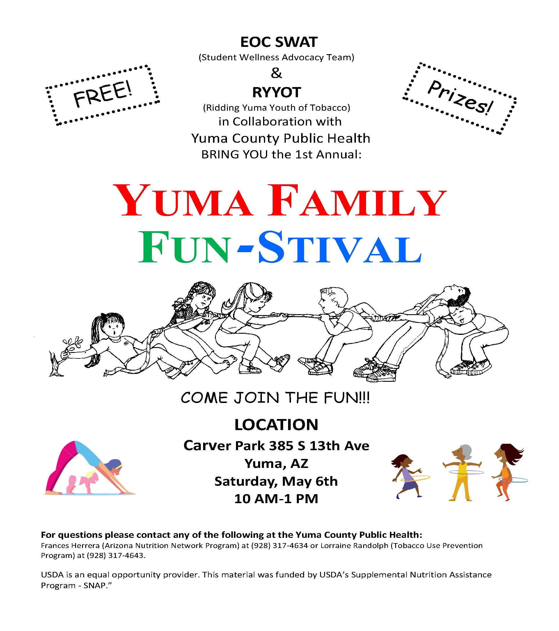 Yuma Family Fun-Stival