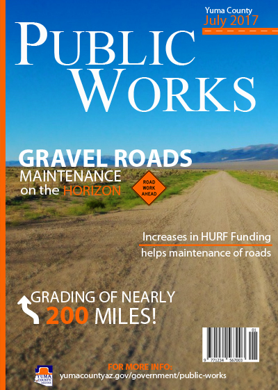 gravel road SM ad