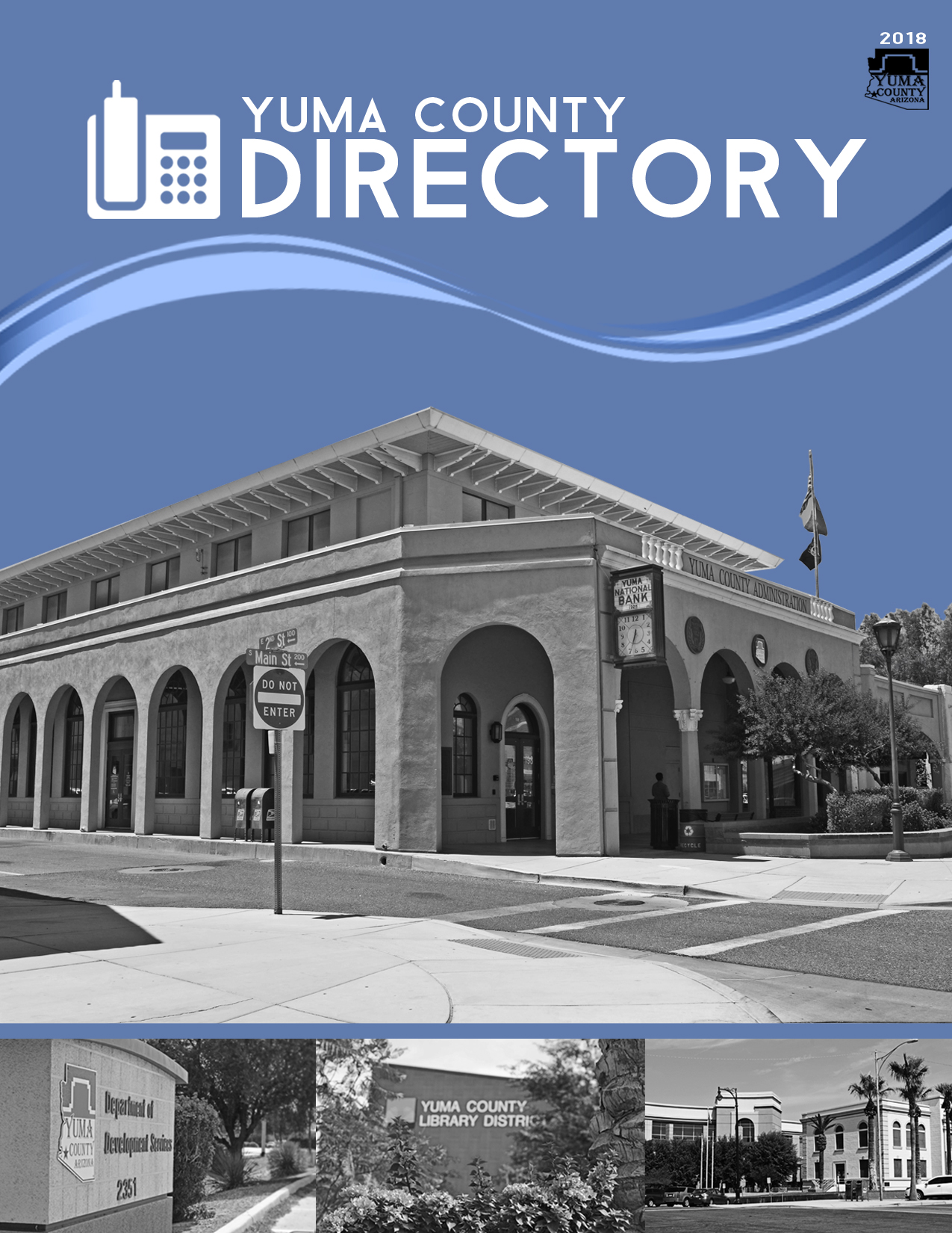 2018 phone directory cover shrunk