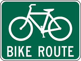 Bike Route Sign_1