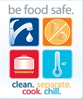 Be Food Safe!