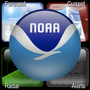 National Weather Service Widget