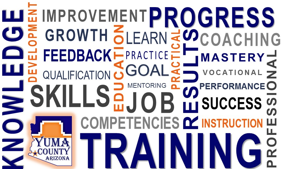 employee training | yuma county