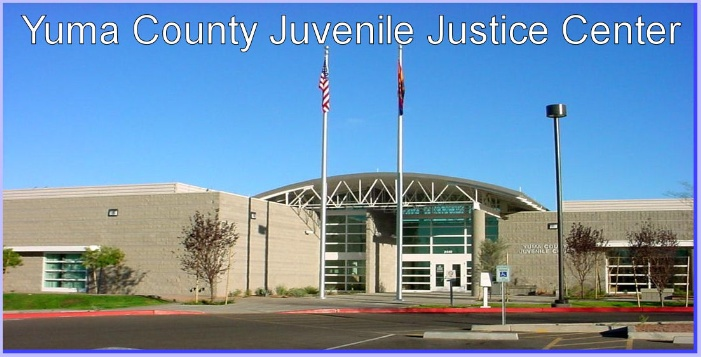 Yuma County Juvenile Court Building