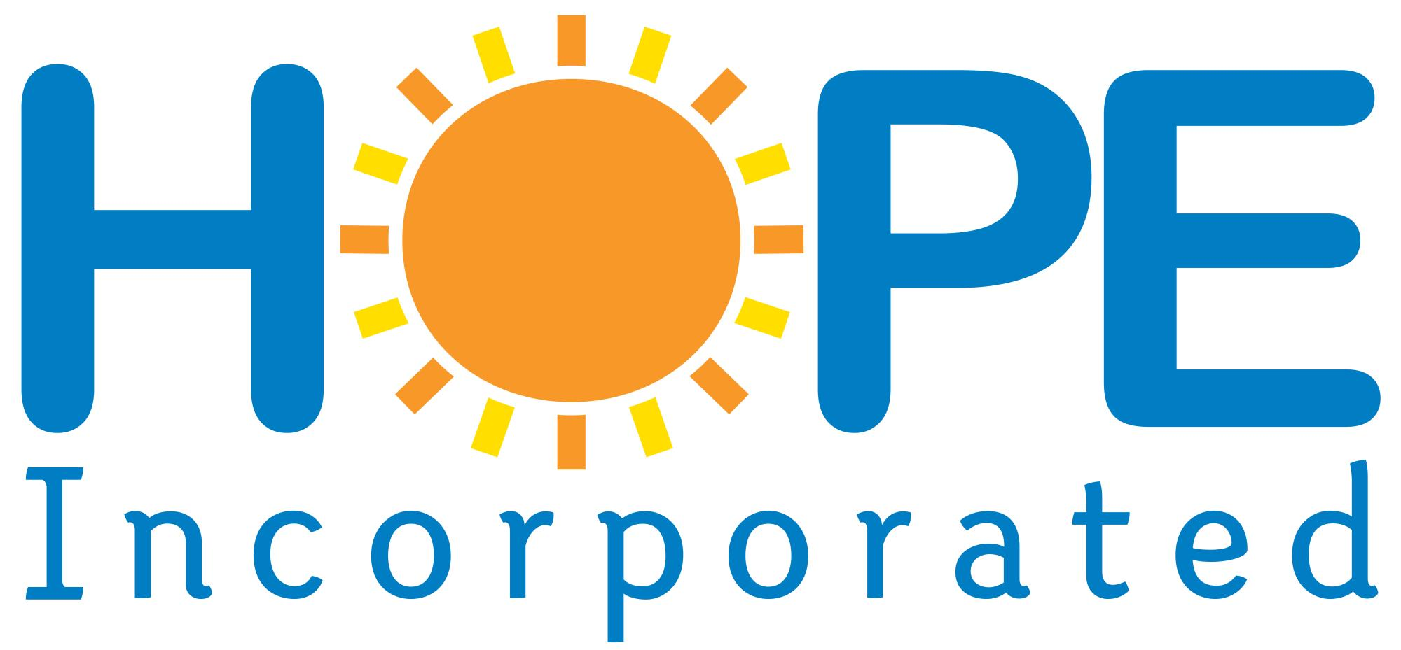 HOPE Incorporated Logo