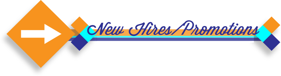 New Hires line break