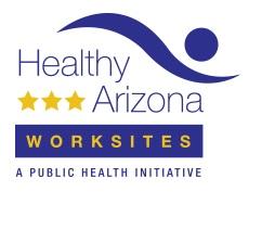 Healthy Arizona Worksites logo
